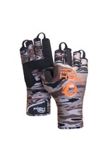 Fish Monkey Fish Monkey Back Country II Insulated Half Finger Gloves