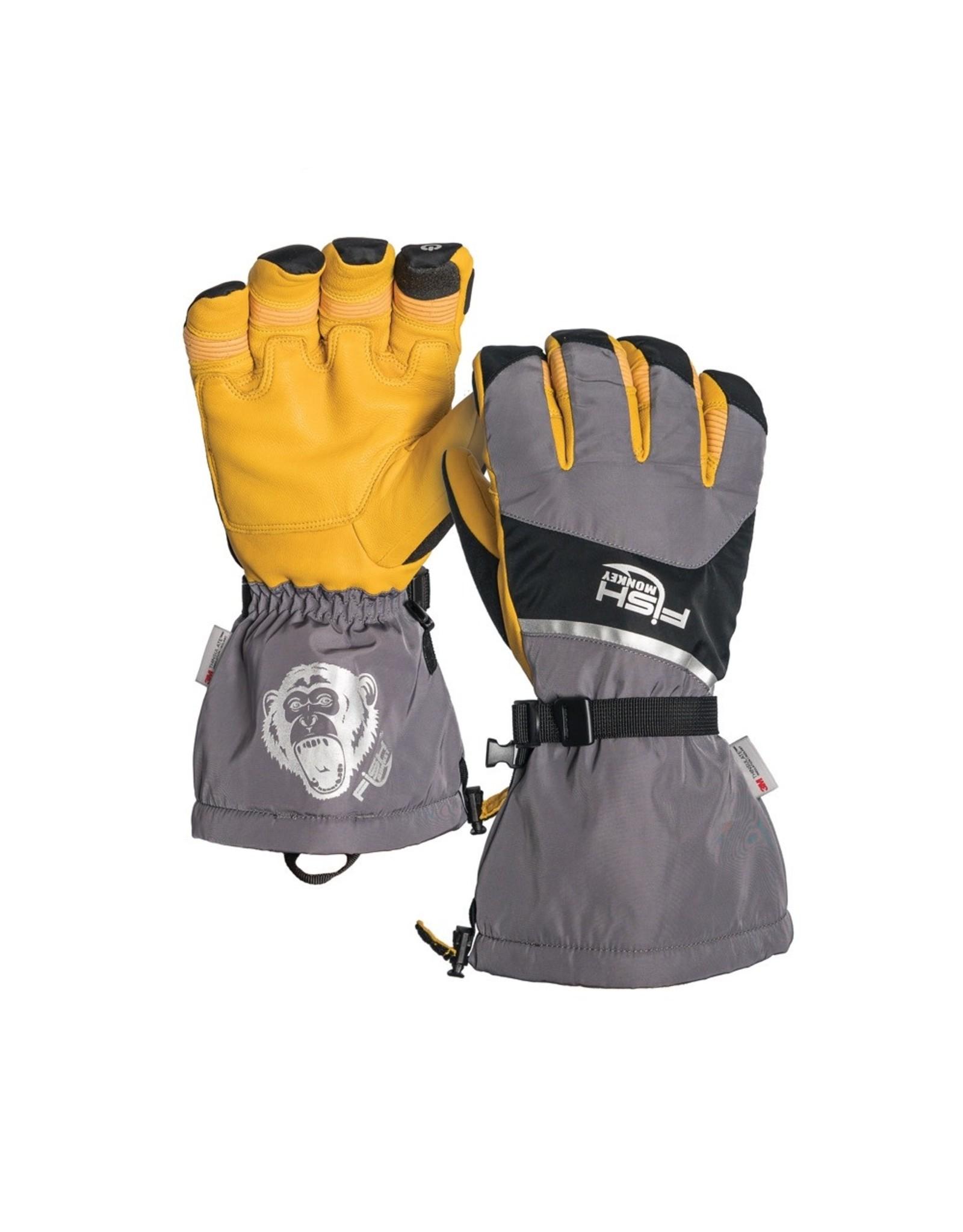 Fish Monkey Fish Monkey Premium Full Finger Ice Fishing Gloves