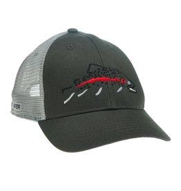 Rep Your Water RepYourWater Minimalist Rainbow Hat