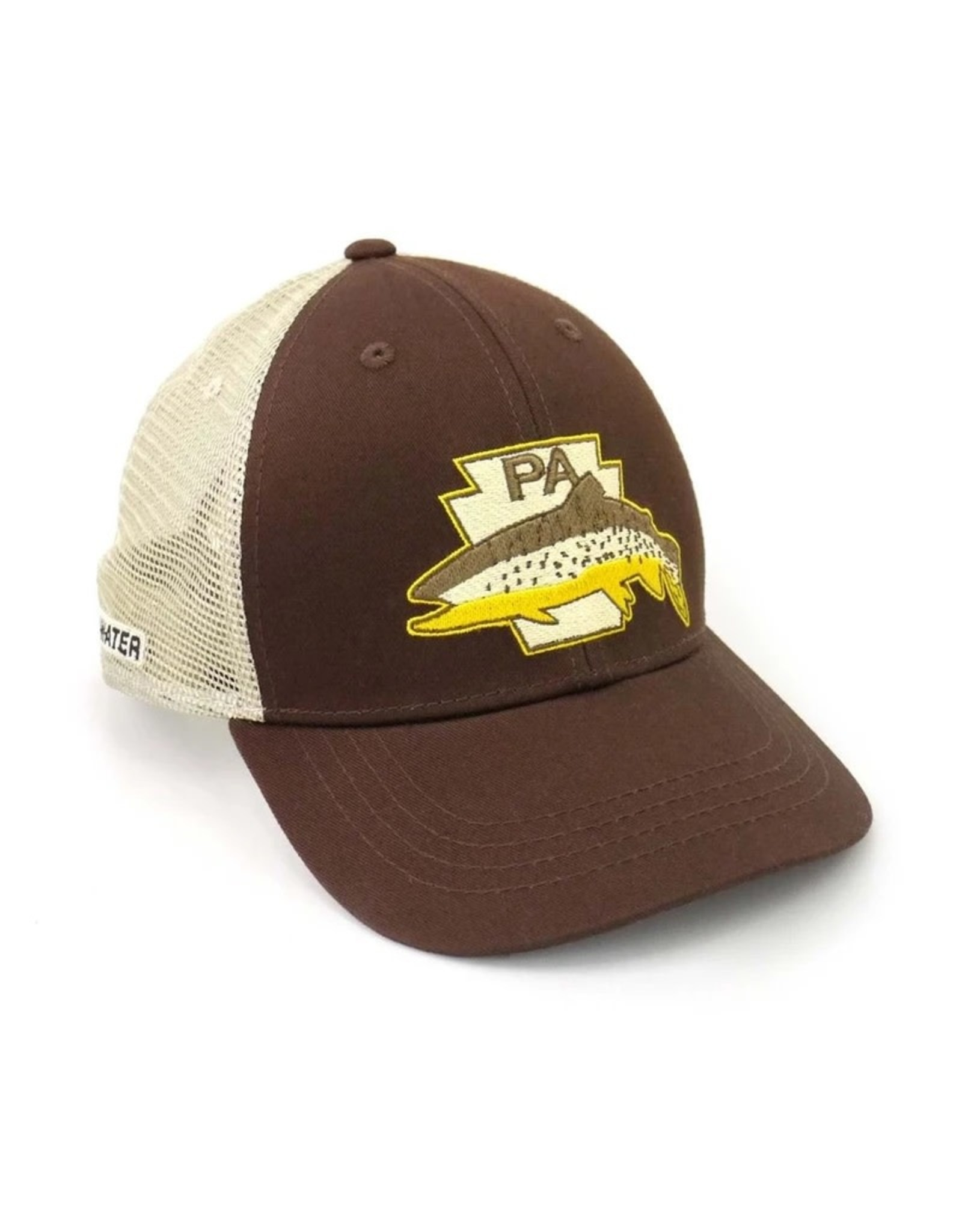 Rep Your Water Rep Your Water Pennsylvania Keystone Hat