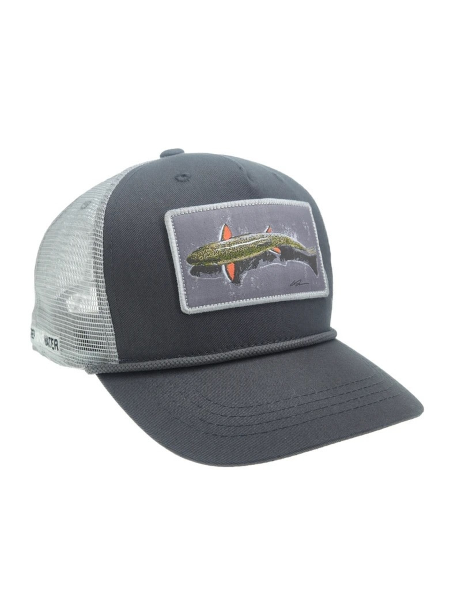 Rep Your Water Rep Your Water Shallow Water Native Brookie Hat