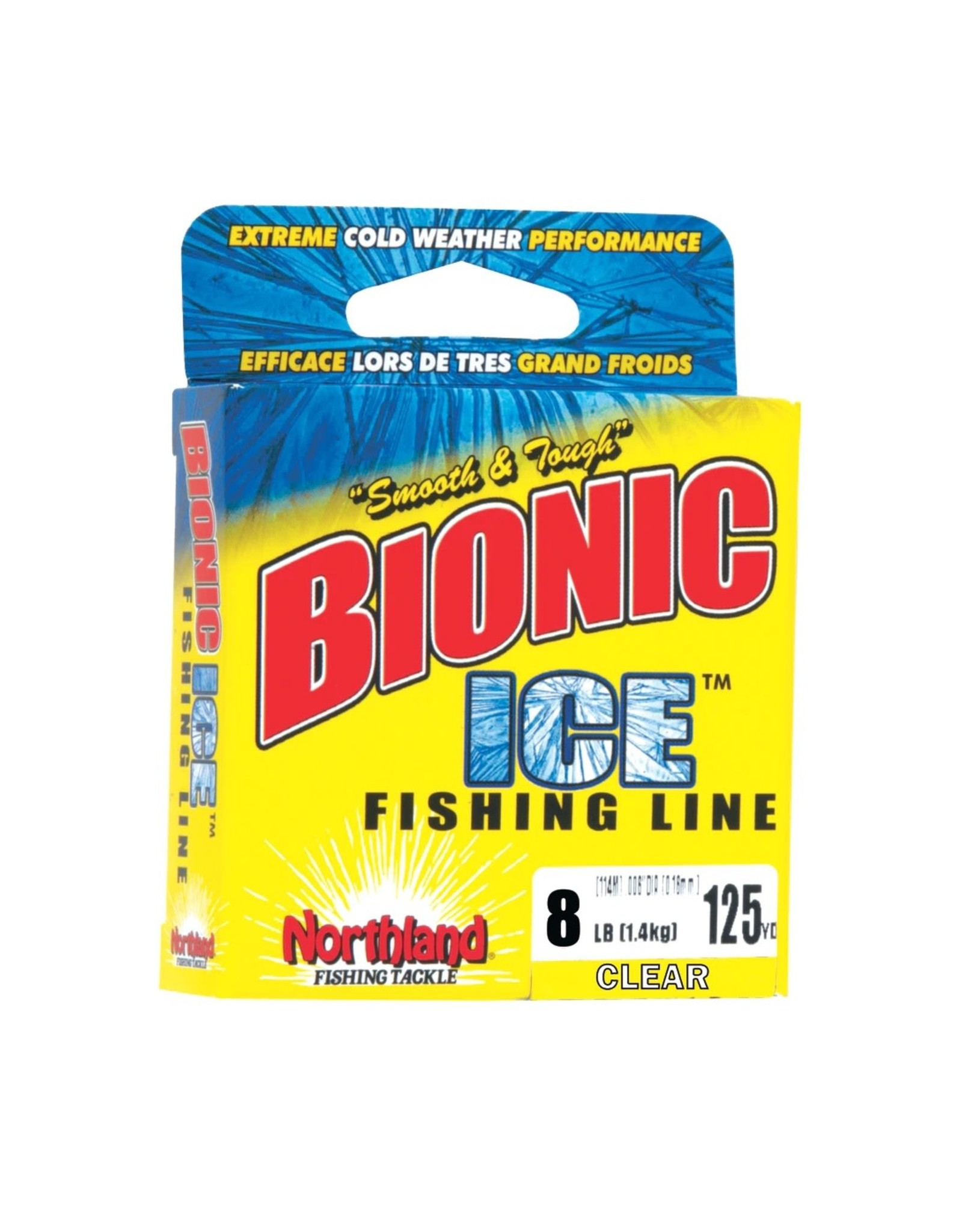 Northland Fishing Tackle Northland Tackle Bionic Ice Fishing Line