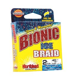 Northland Fishing Tackle Northland Tackle Bionic Ice Braid