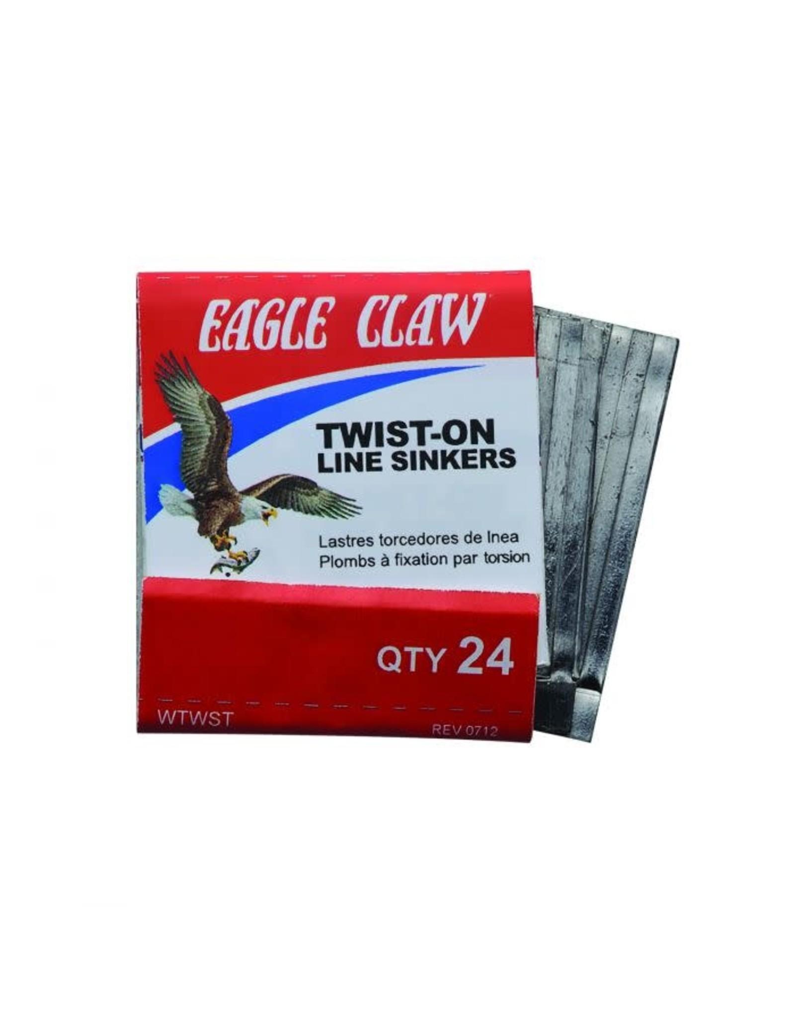 Eagle Claw Eagle Claw Twist-On Sinker