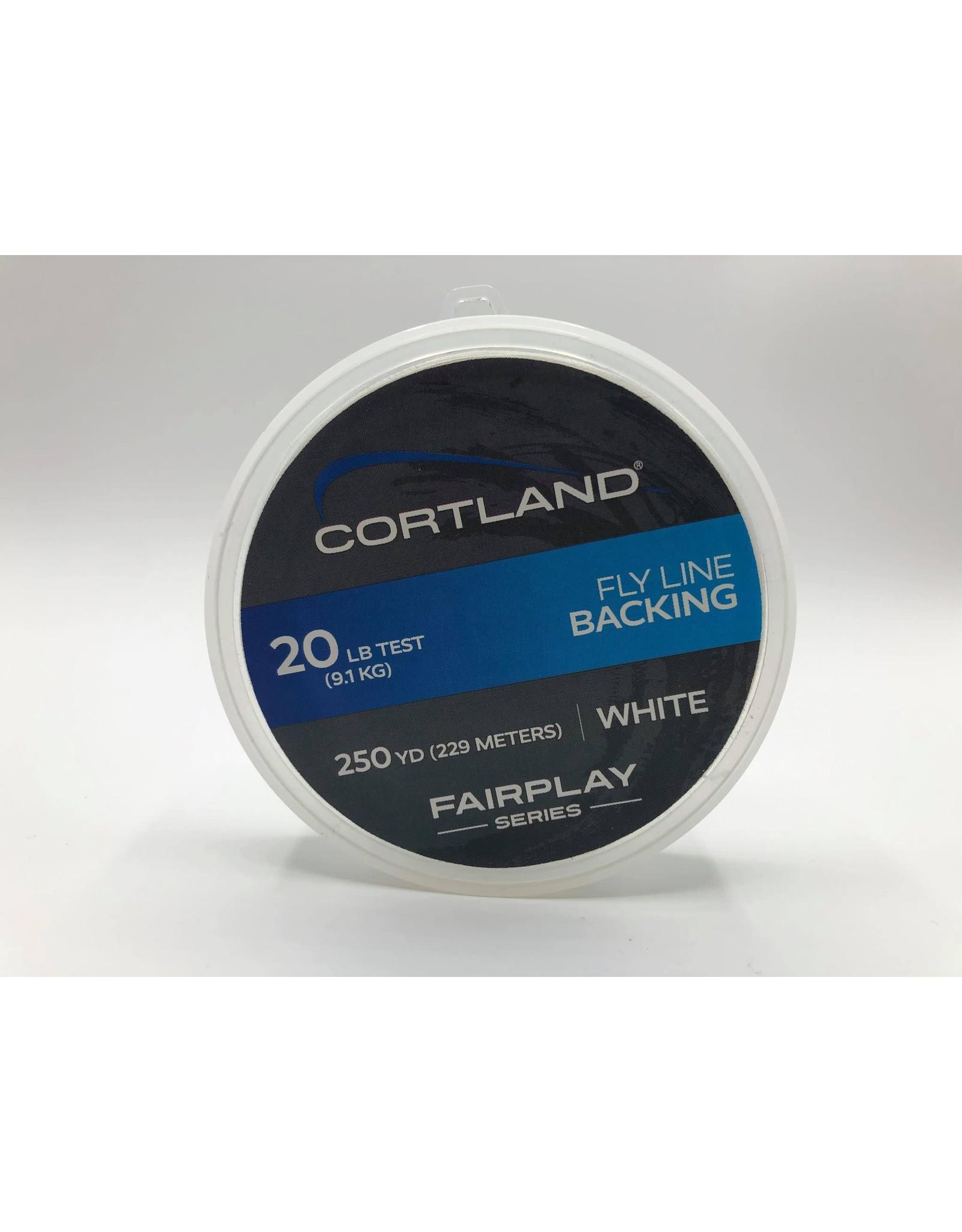 Cortland Line Cortland Fairplay Fly Line Backing