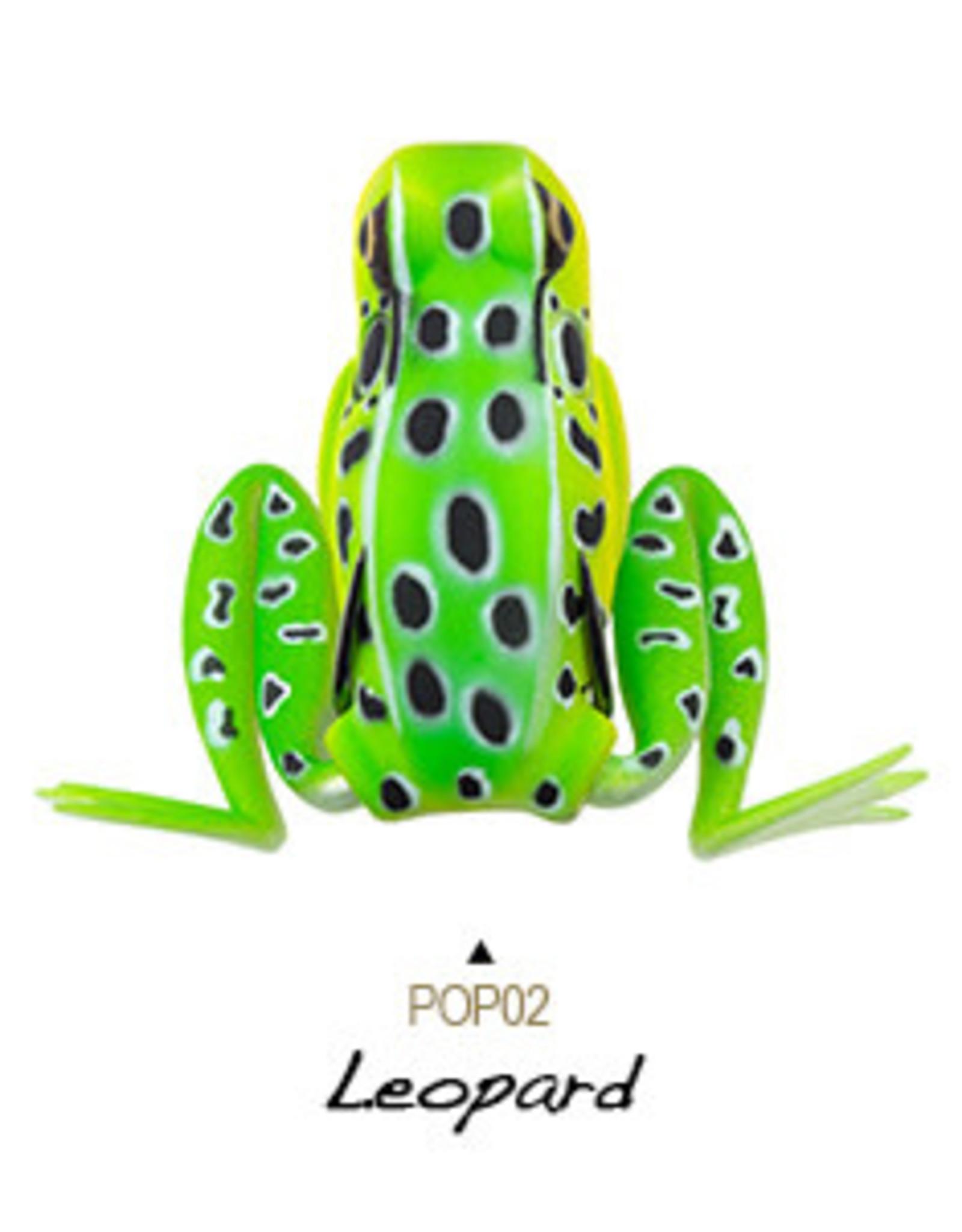 Lunkerhunt LP Lunkerhunt Popping Frog