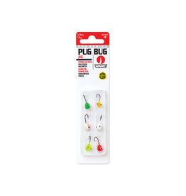 VMC VMC Pug Bug 1/16 oz Glow Jig Kit