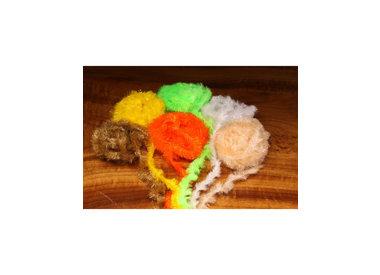Chenilles, Yarns & Body Materials