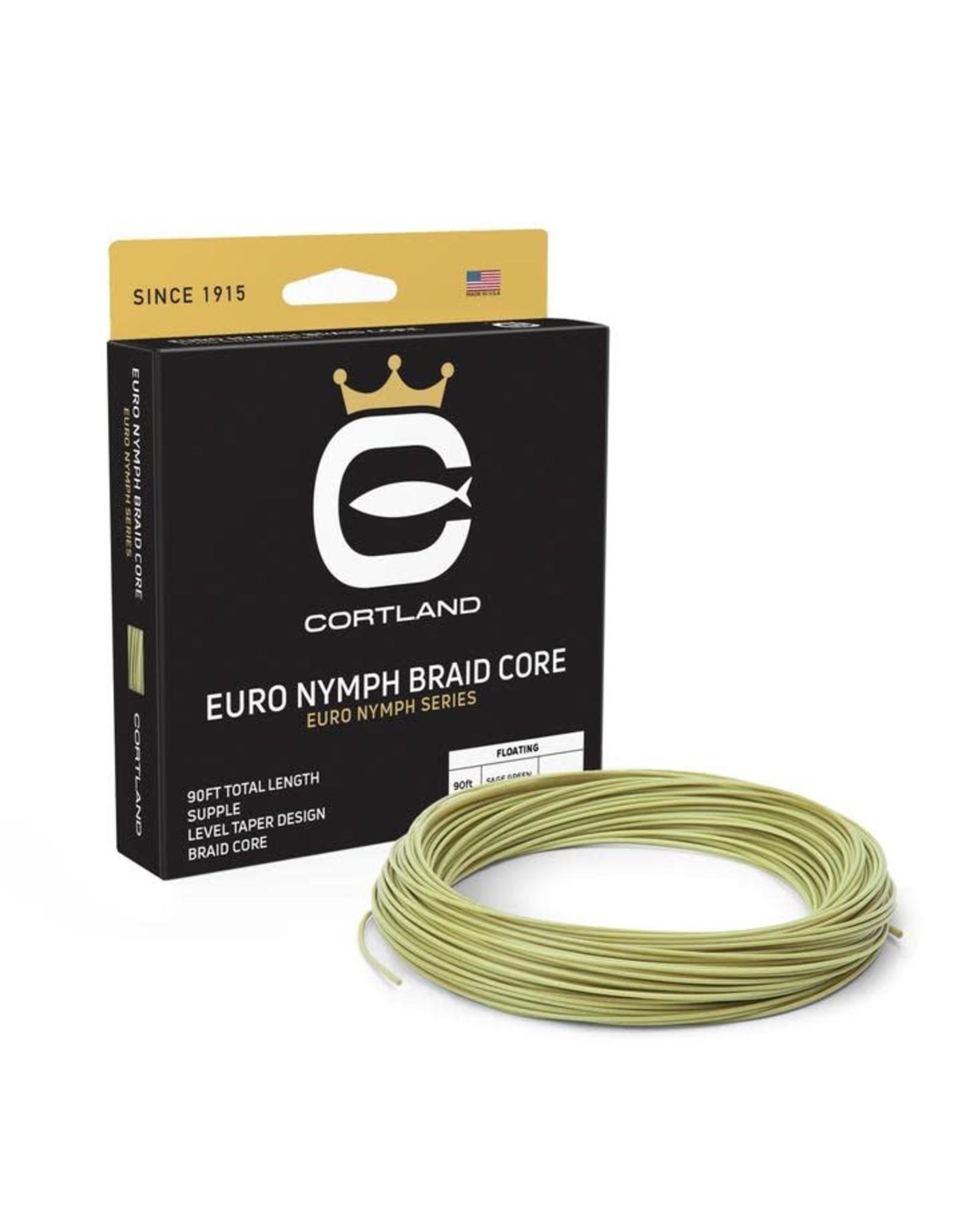 Cortland Line Cortland Euro Nymph Braid Core