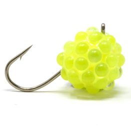 Clam Clam Caviar Drop Tungsten Jig