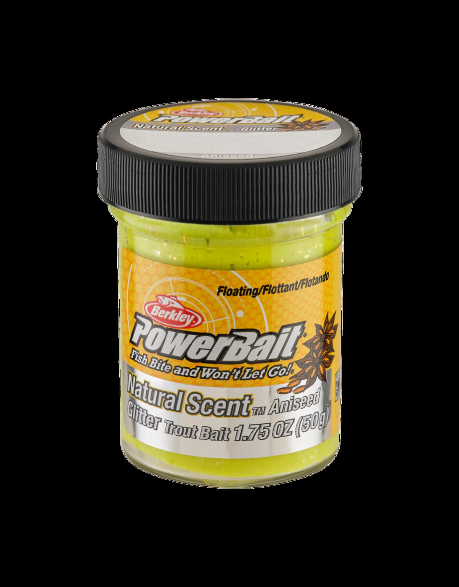 Berkley Fishing PowerBait Natural Glitter Trout Bait
