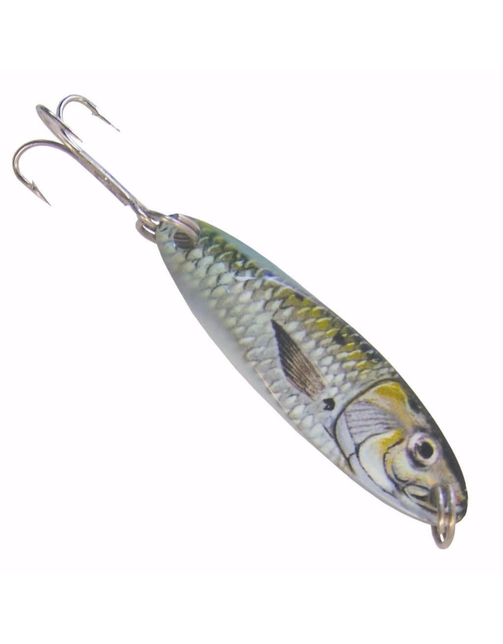 Acme Kastmaster UV Baitfish Series