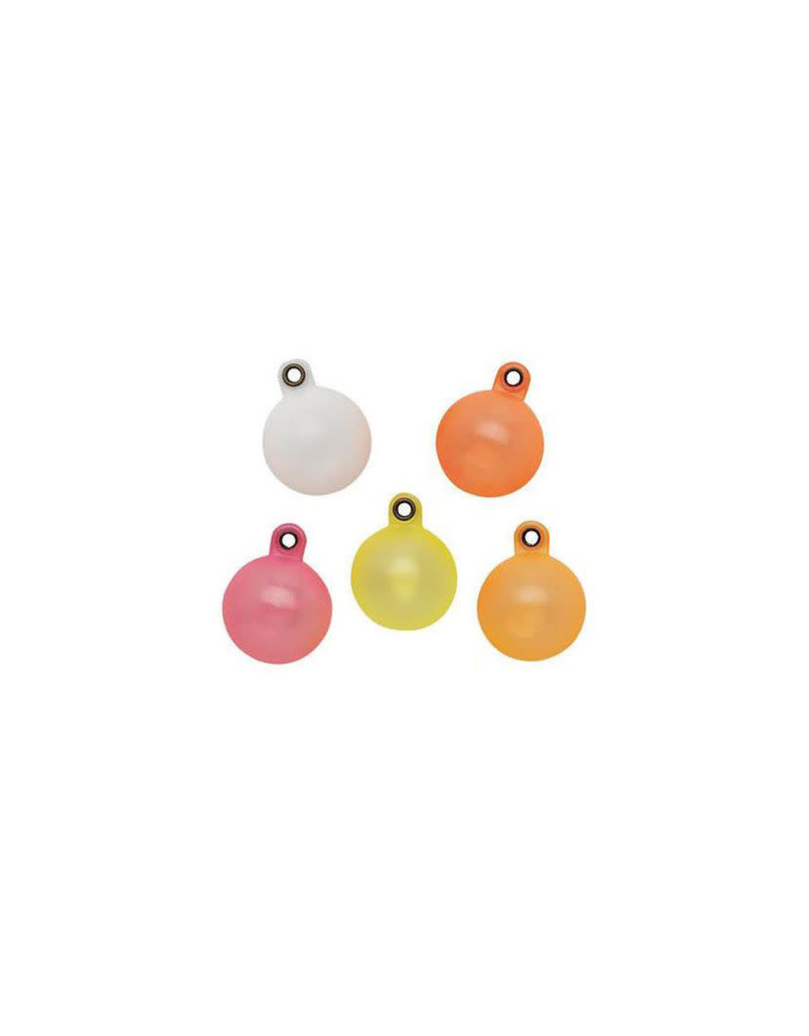 "WEST WATER PRODUCTS Thingamabobber 1 1/4"" Assorted Colors 2/pack"