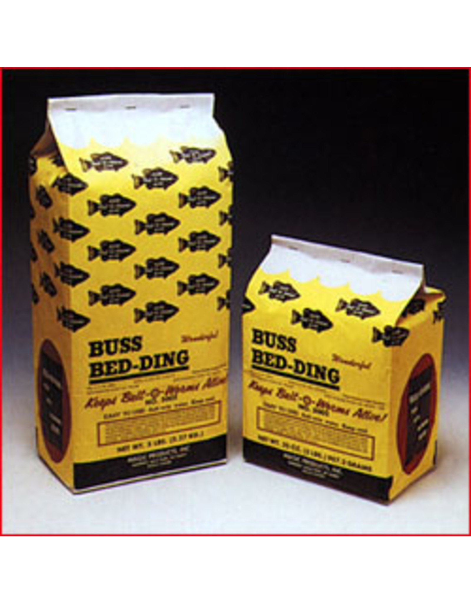 Magic Products Buss Worm Bedding