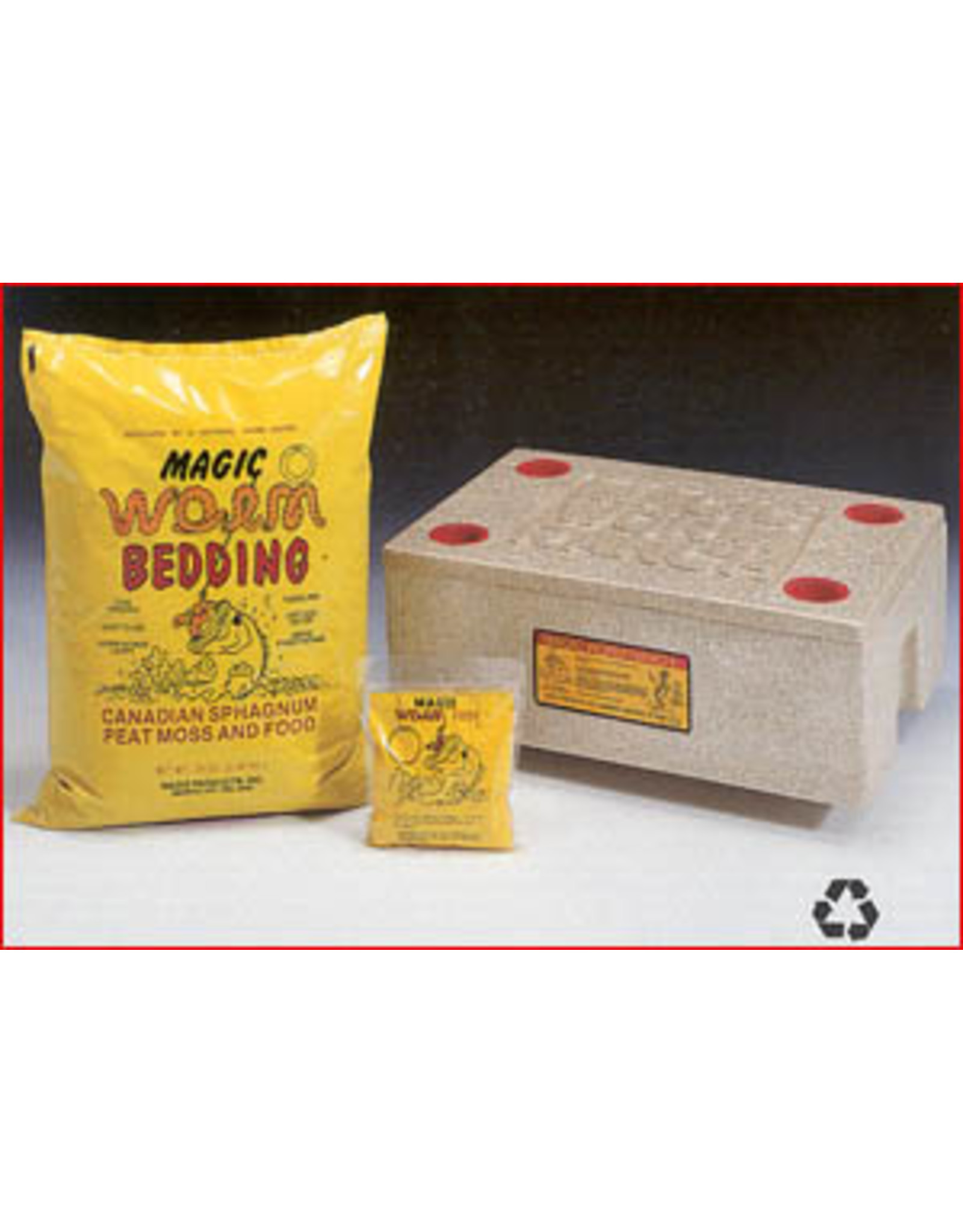 Magic Products Magic Worm Ranch