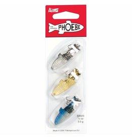 Acme Acme Phoebe 1/12 oz Value Pack