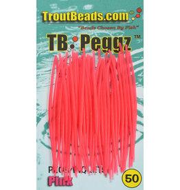 Troutbead Troutbeads TB Pegz Rubber Toothpicks 50ct