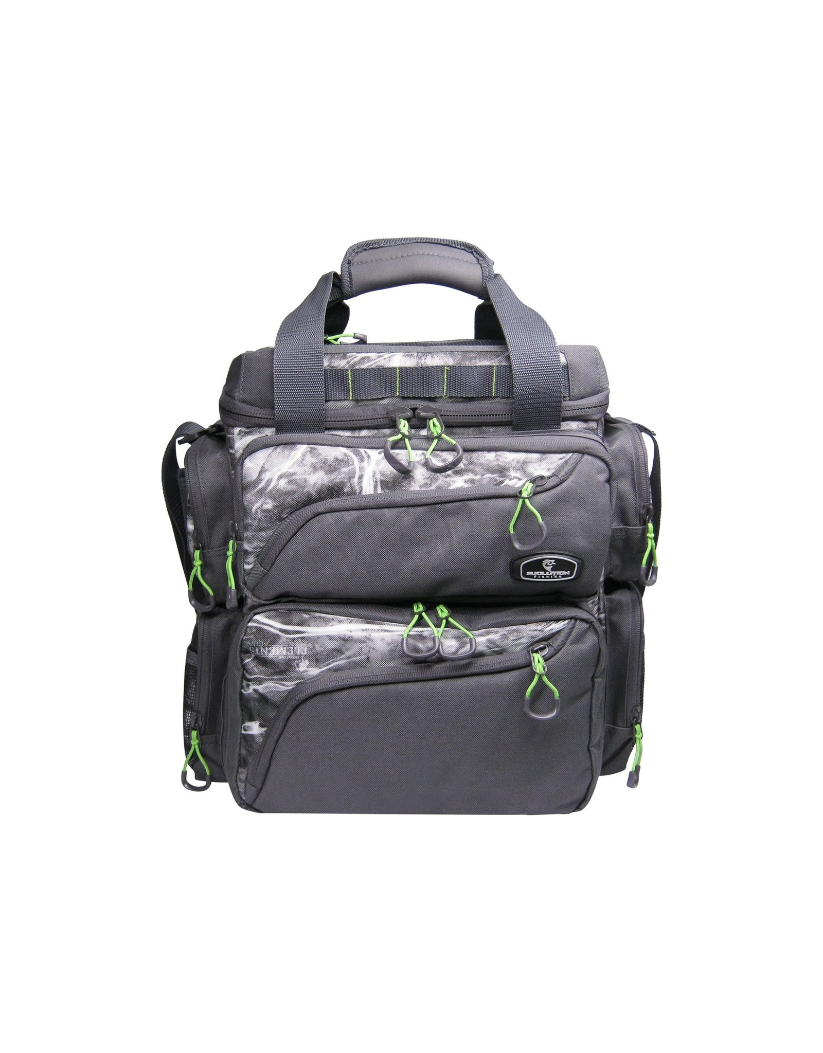 Evolution Outdoor Evolution Outdoor Large Mouth Double Decker Mossy Oak Tackle Bag - 3600