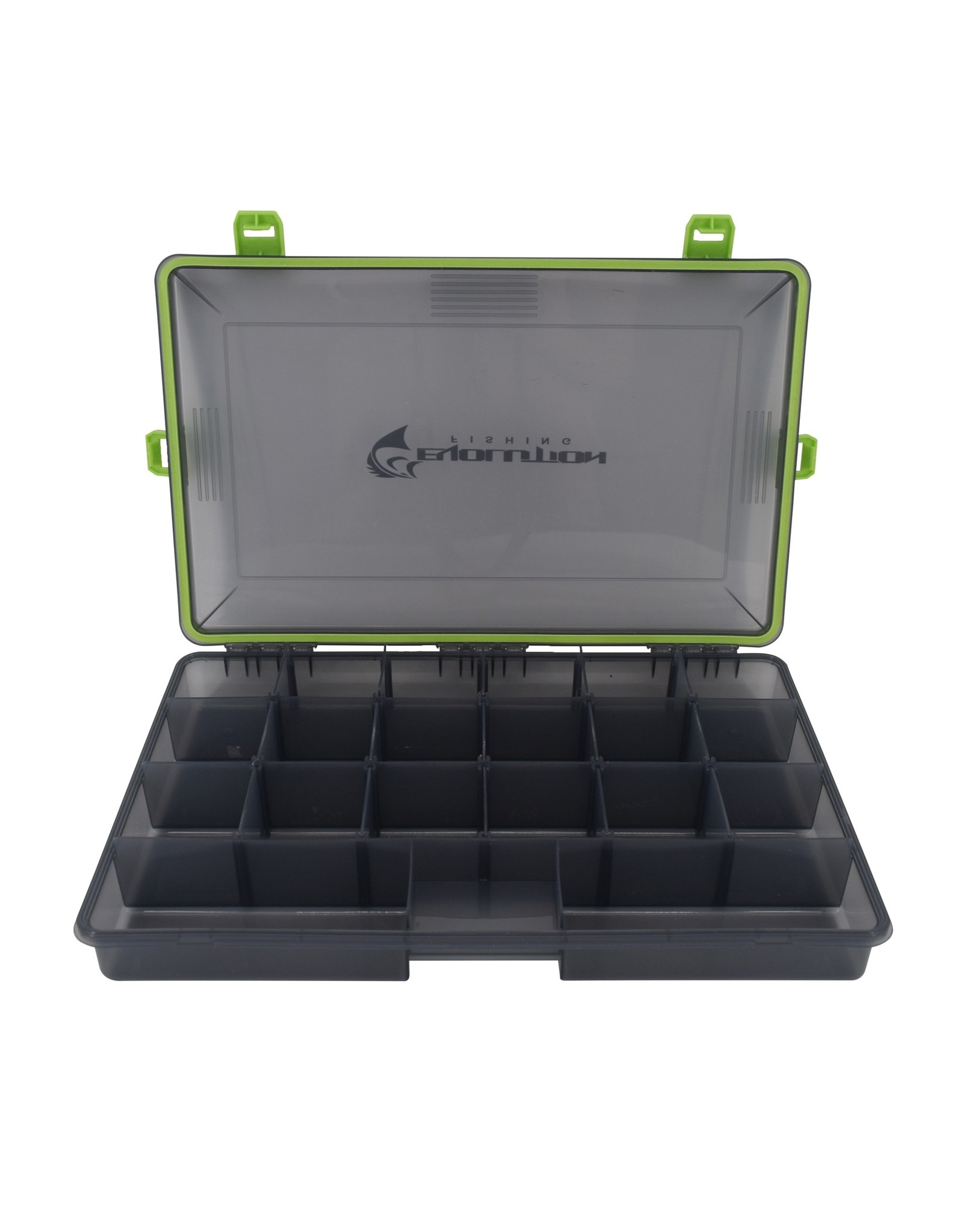 Evolution Outdoor Evolution Outdoor 3700 4-Latch Waterproof Tackle Tray