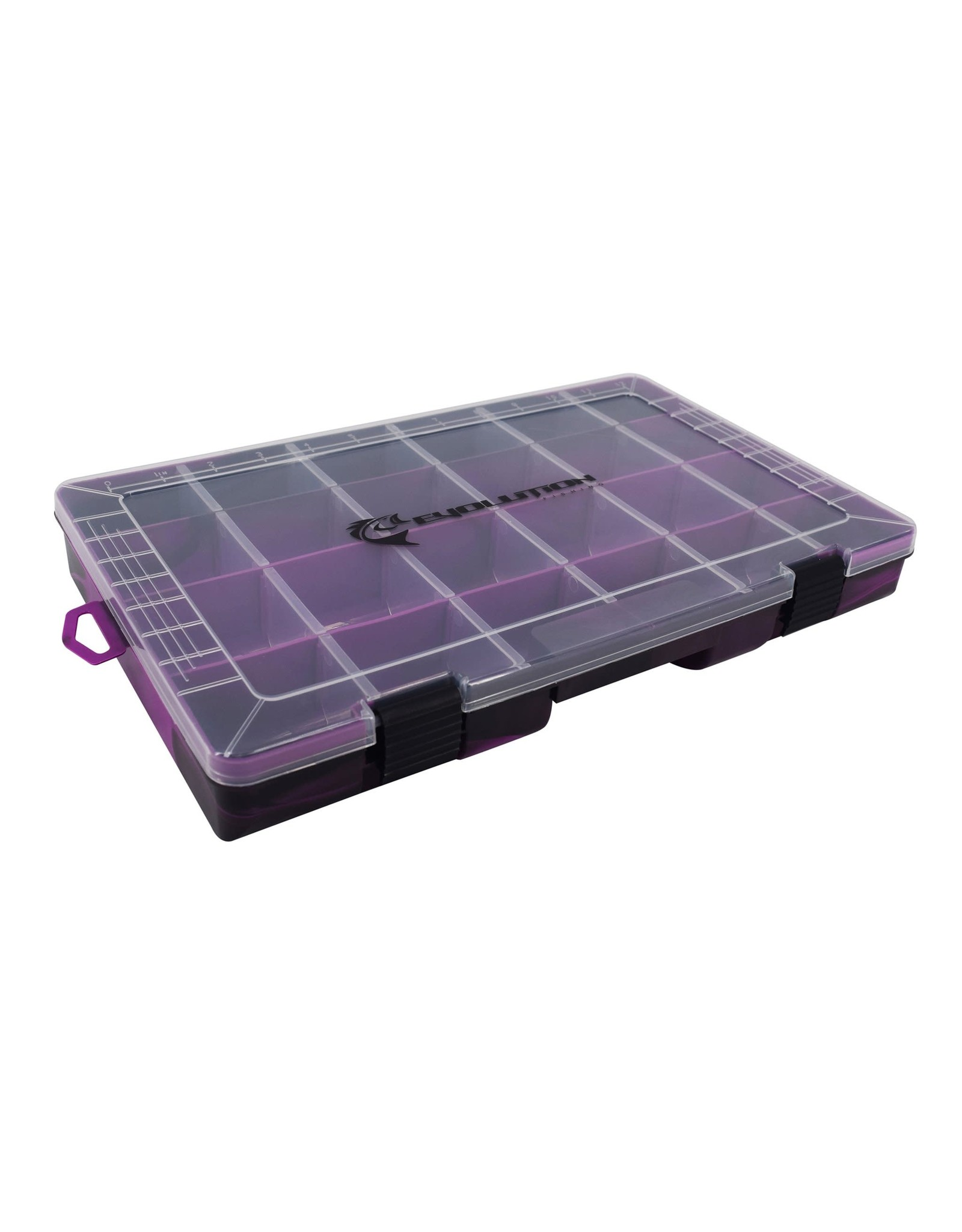 Evolution Outdoor Evolution Outdoor Drift Series 3700 Colored Tackle Tray