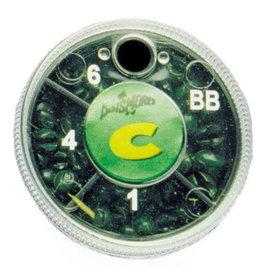 ANGLER SPORT GROUP Dinsmore 4 Egg Shot Dispenser Sizes BB,01,04,06