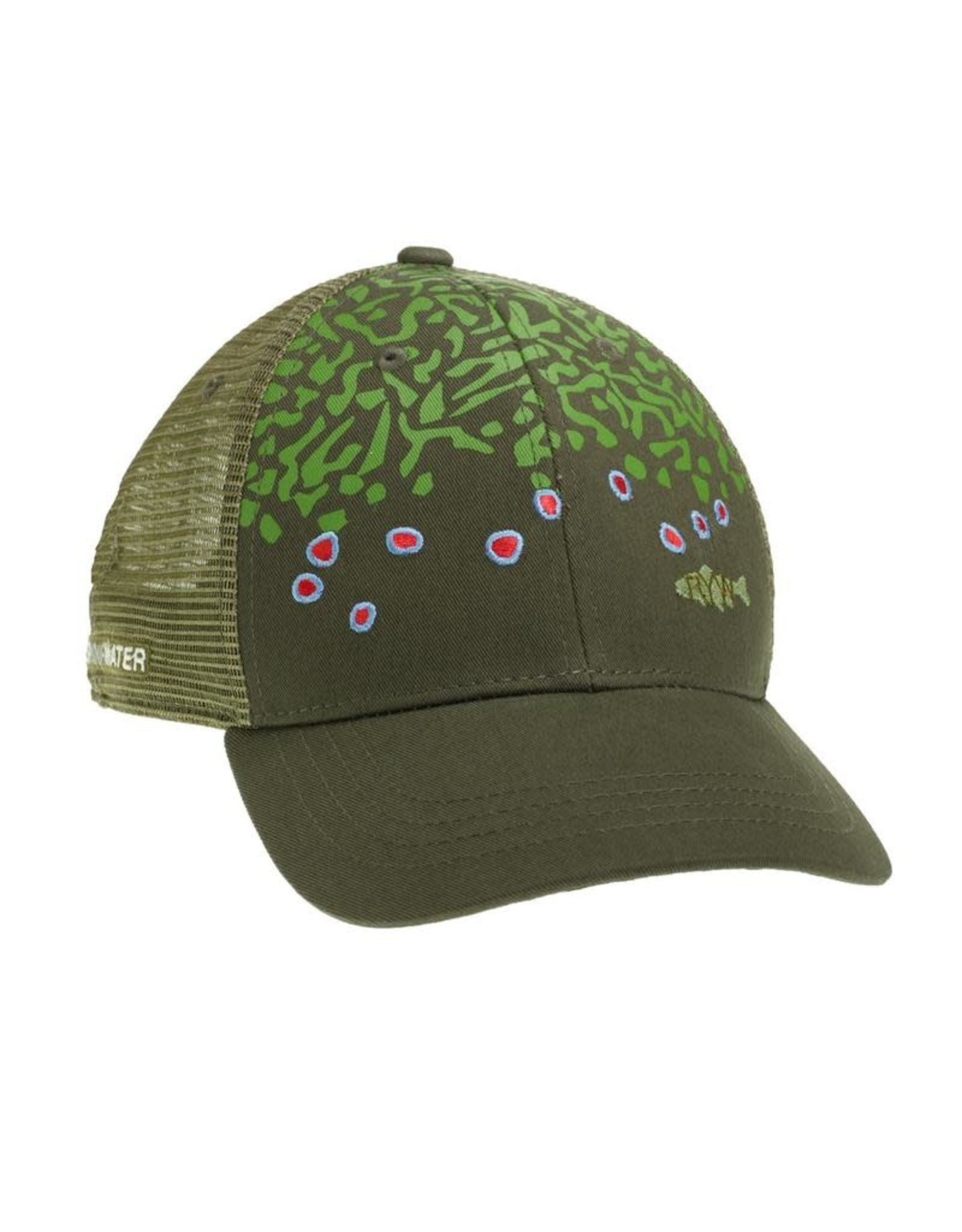 Rep Your Water RepYourWater Brook Trout Skin Hat