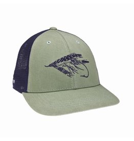 Rep Your Water RepYourWater Minimalist Fly Standard Fit Hat