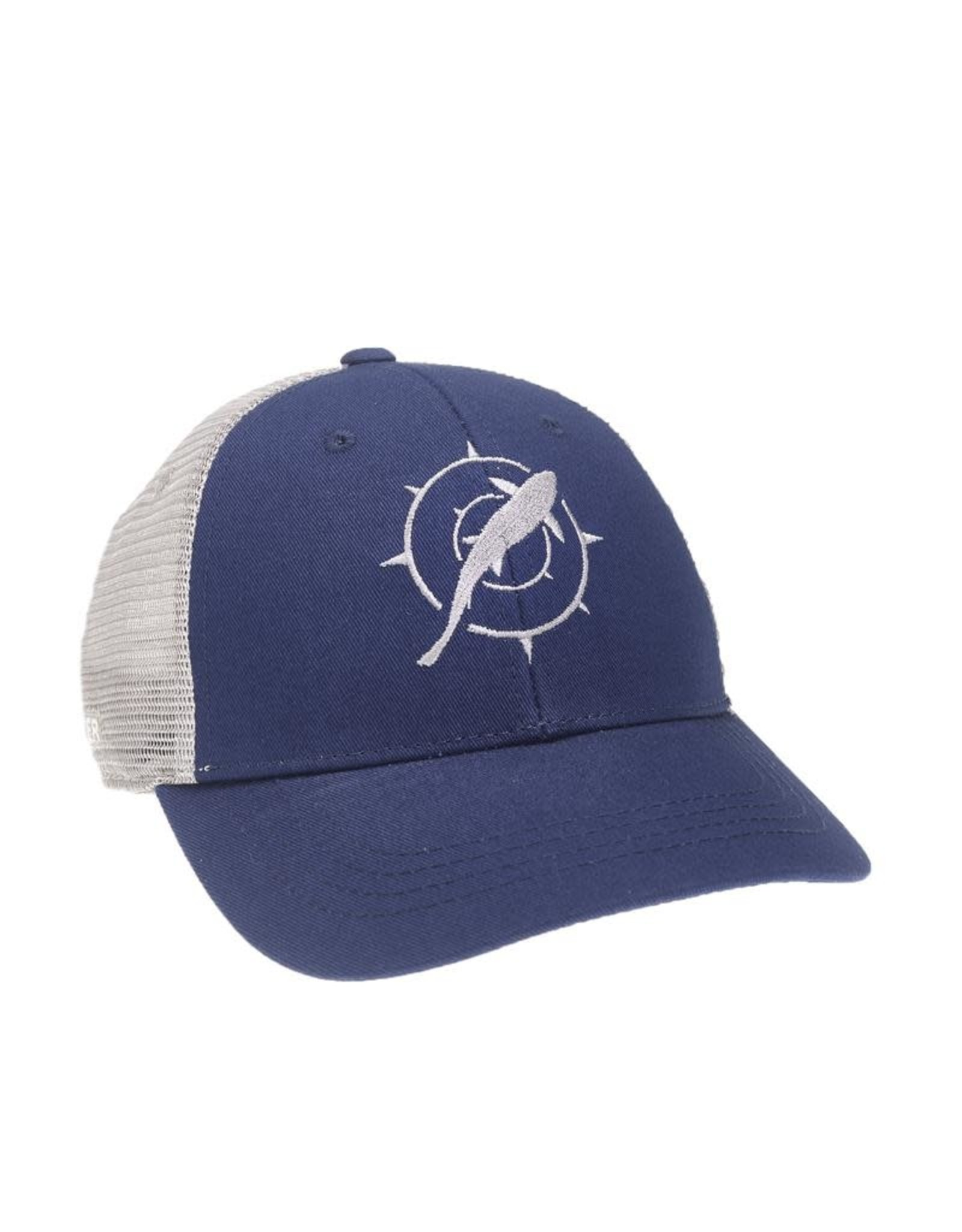 Rep Your Water RepYourWater Trout Compass Low Profile Hat