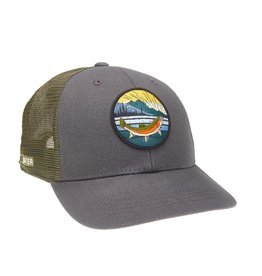 Rep Your Water RepYourWater Morning Rise Johann Du Preez Collab Standard Fit Hat