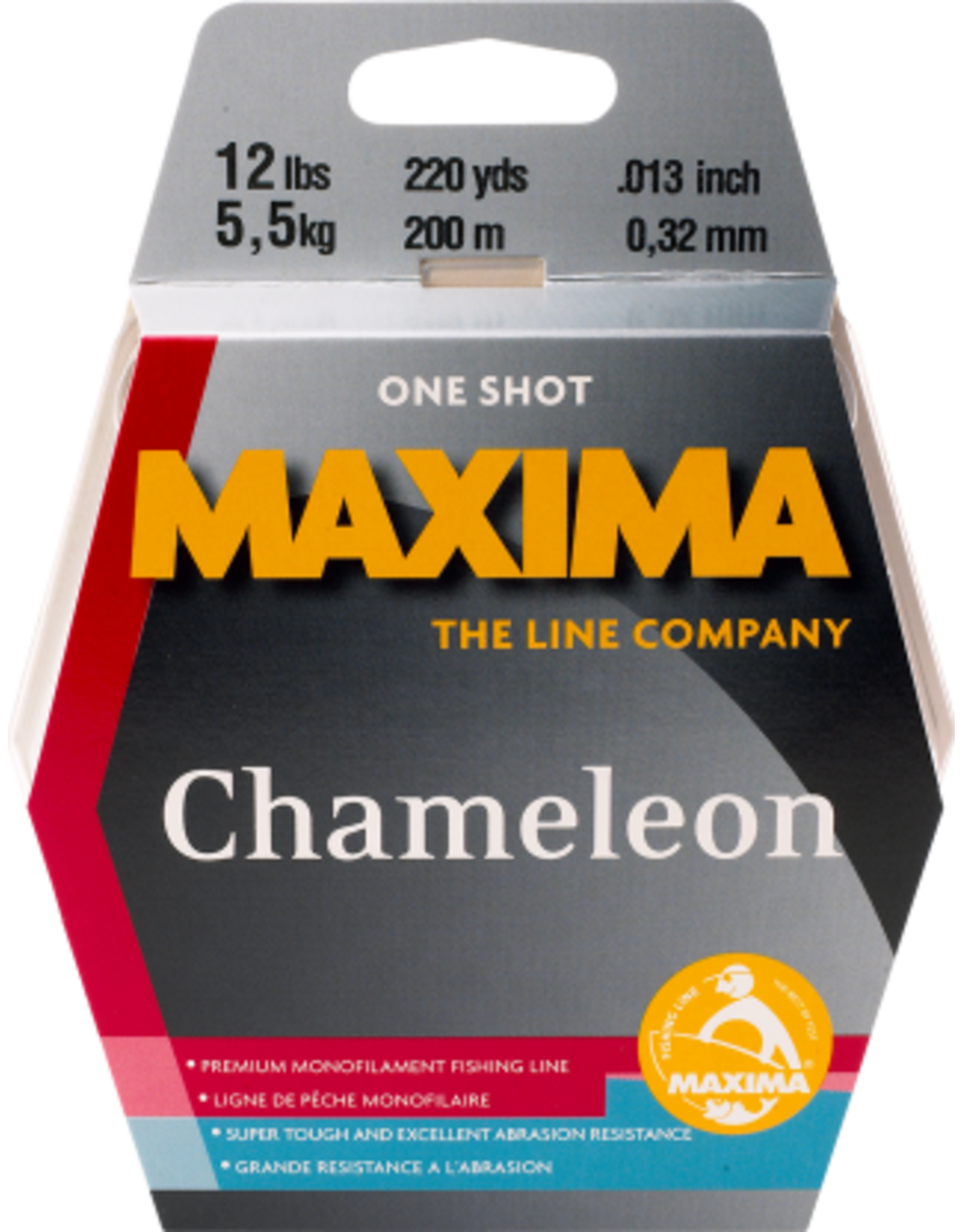 Maxima Maxima Chameleon One Shot Spool