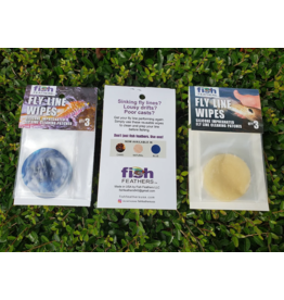 Fish Feathers Fish Feathers Fly Line Wipes