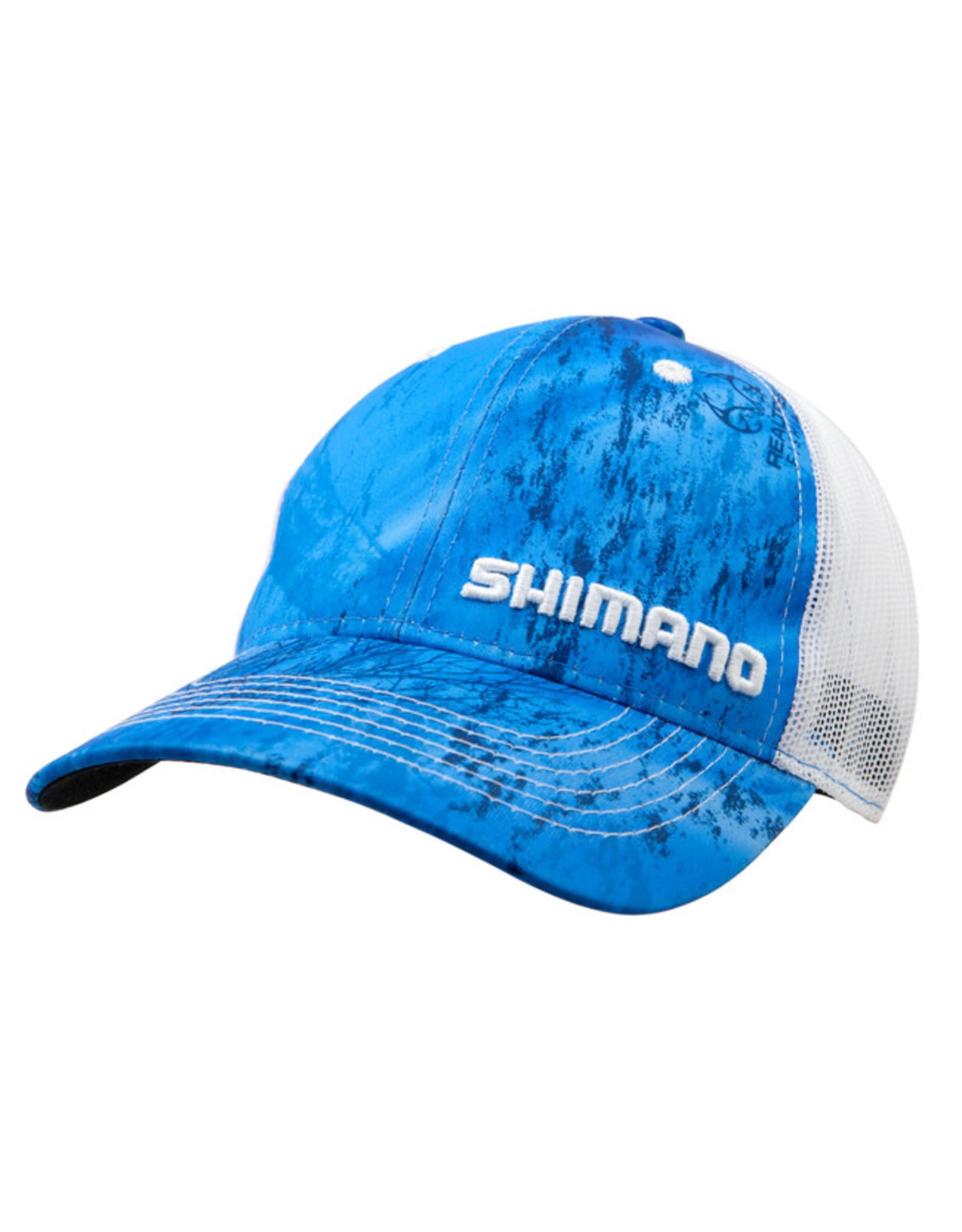 Shimano Shimano Realtree Fish Camo Cap