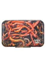 Montana Fly Company MFC Poly Fly Box - Dirty Worm