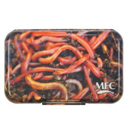 Montana Fly Company MFC Poly Fly Box - Dirty Worm