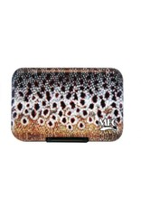 Montana Fly Company MFC Poly Fly Box - Sundell's Brown Trout Skin