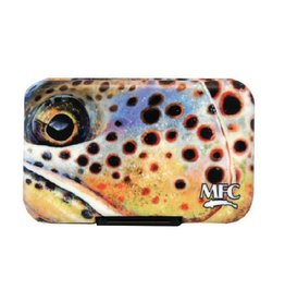 Montana Fly Company MFC Poly Fly Box - Sundell's October Brown Face
