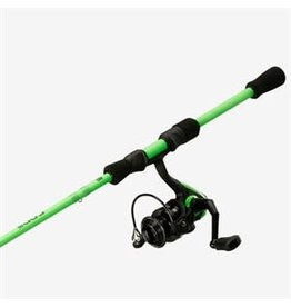 13 Fishing 13 Fishing Code Neon Spinning Rod Combo