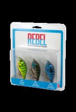Rebel Rebel Squarebill Bluegill 3-Pack