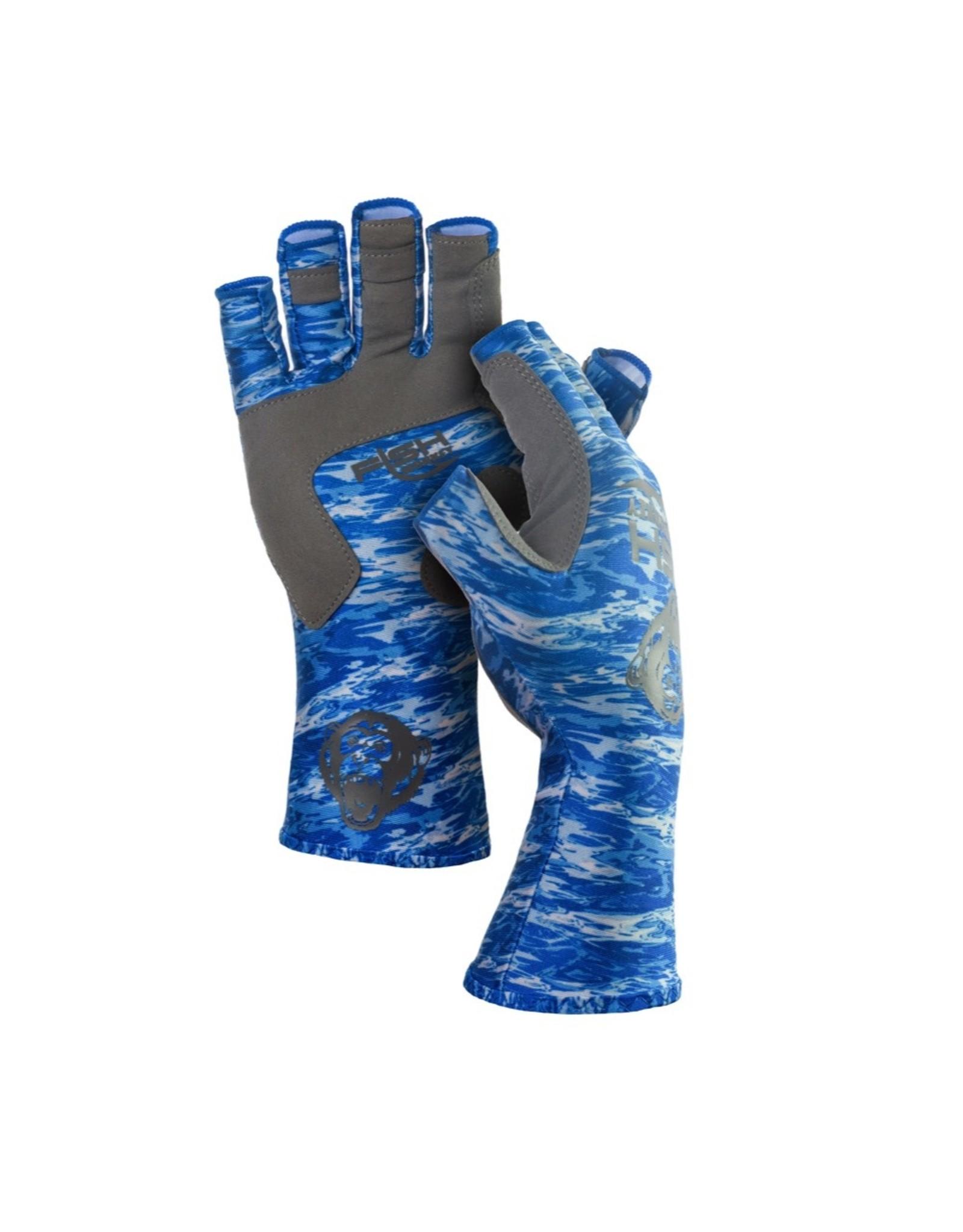 Fish Monkey Fish Monkey Half Finger Guide Glove