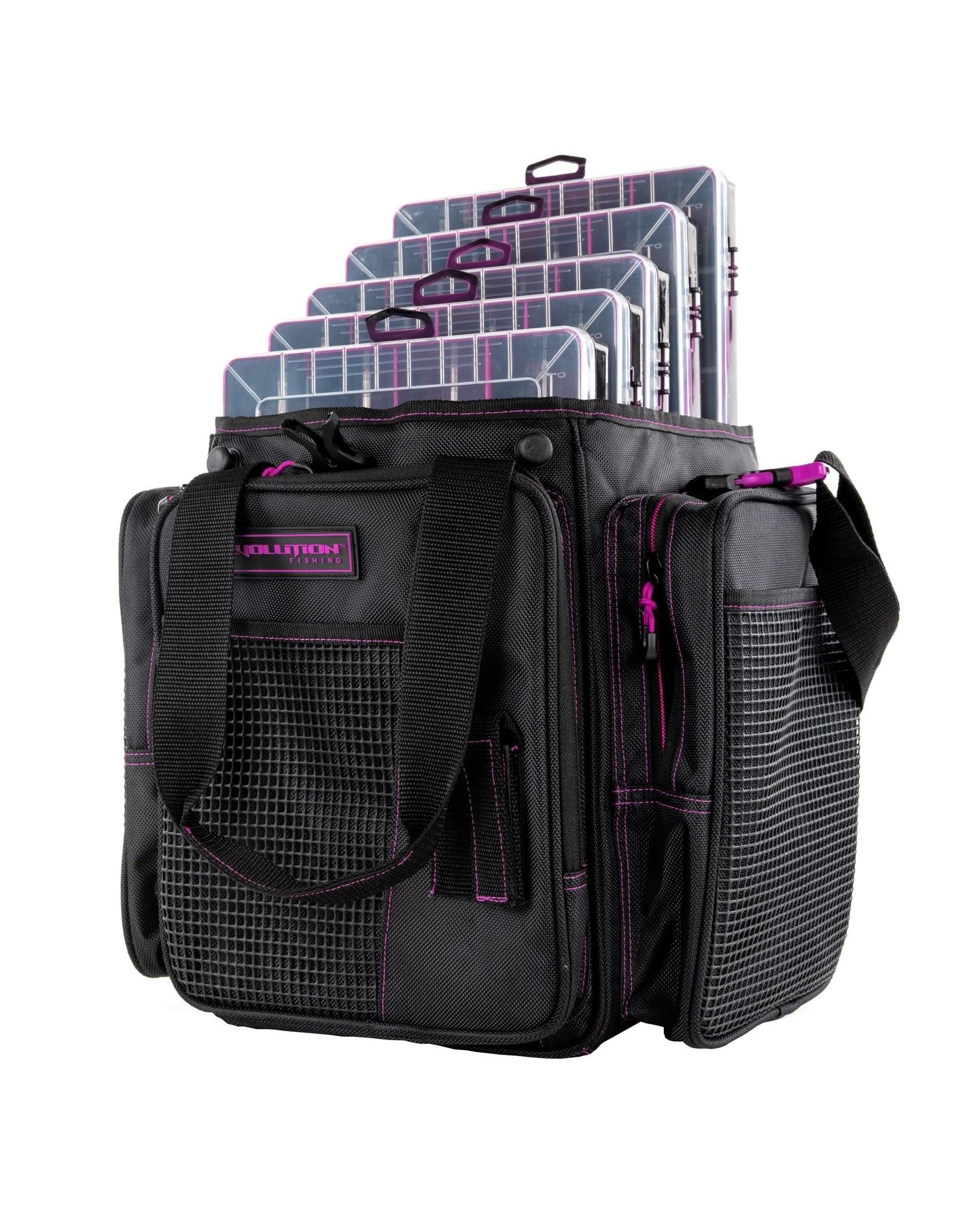 Evolution Outdoor Evolution Outdoor Vertical 3700 Drift Series Tackle Bag