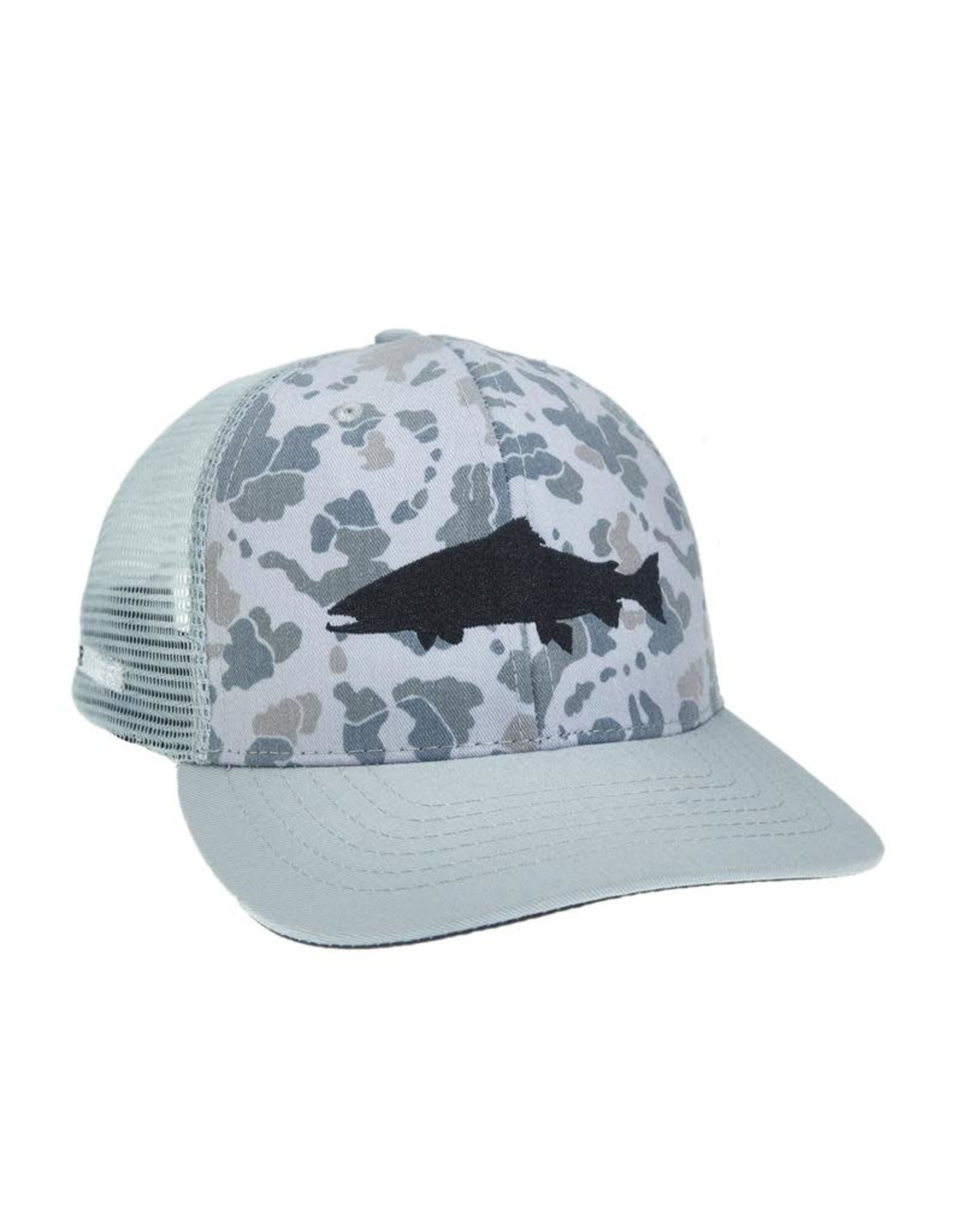 Rep Your Water RepYourWater Camo Trout Standard Fit Hat