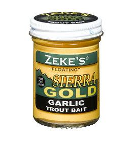Atlas-Mike's ZEKE'S SIERRA GOLD FLOATING TROUT BAIT GARLIC-YELLOW