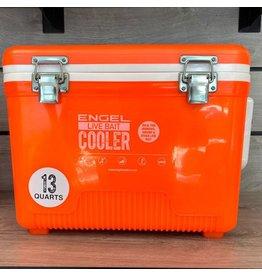 Engel Engel Bait Cooler Hi Vis Orange 13 Quart