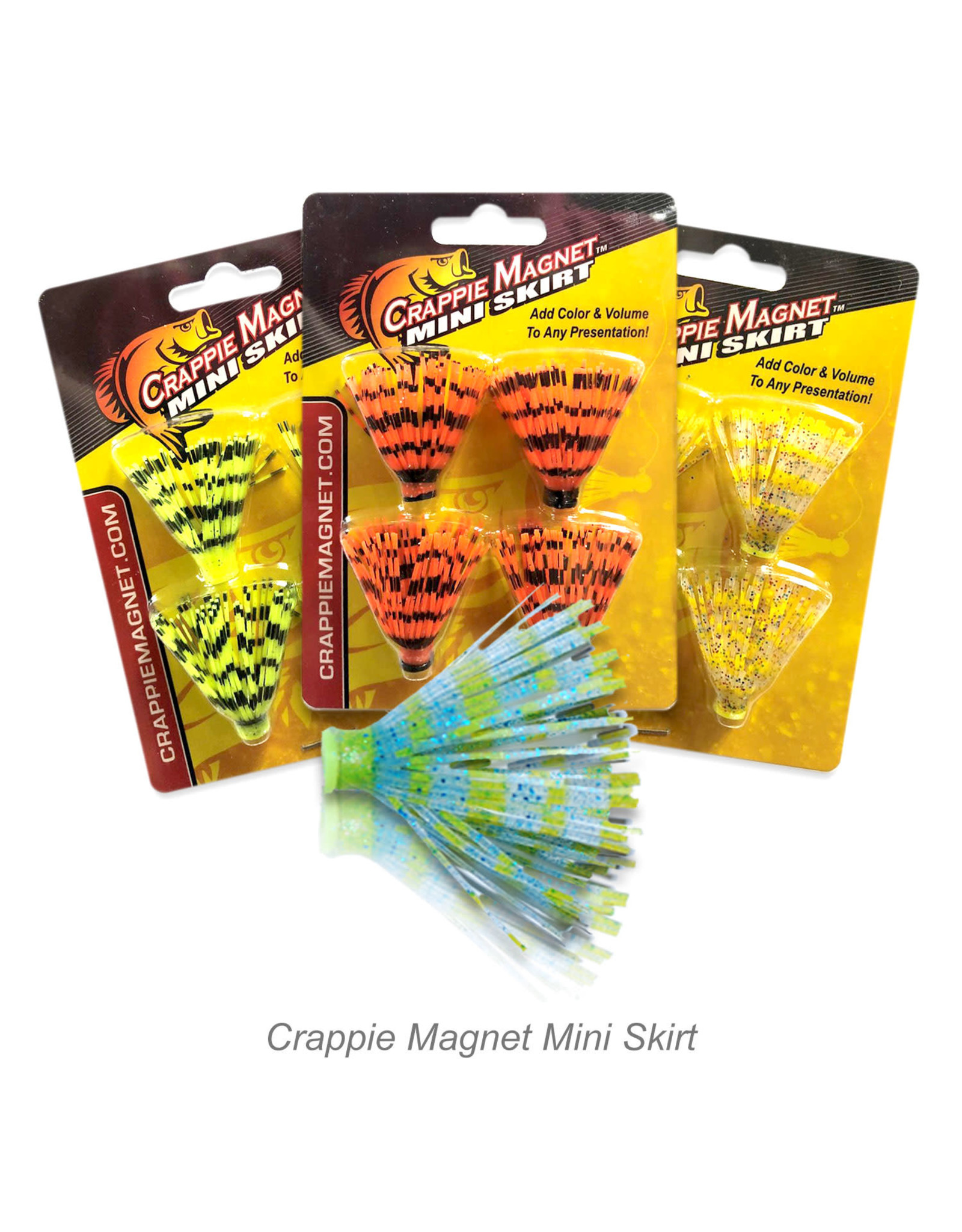 Crappie Magnet Crappie Magnet Mini Skirt