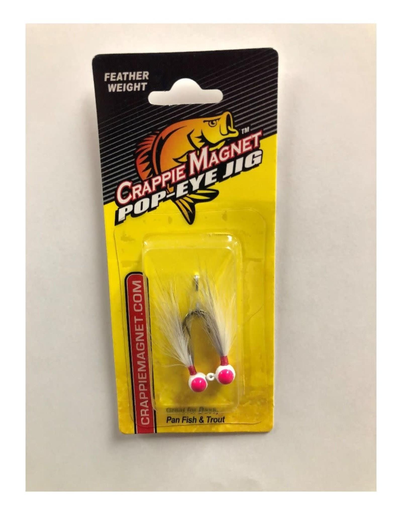 Crappie Magnet Crappie Magnet Pop-eye Jig
