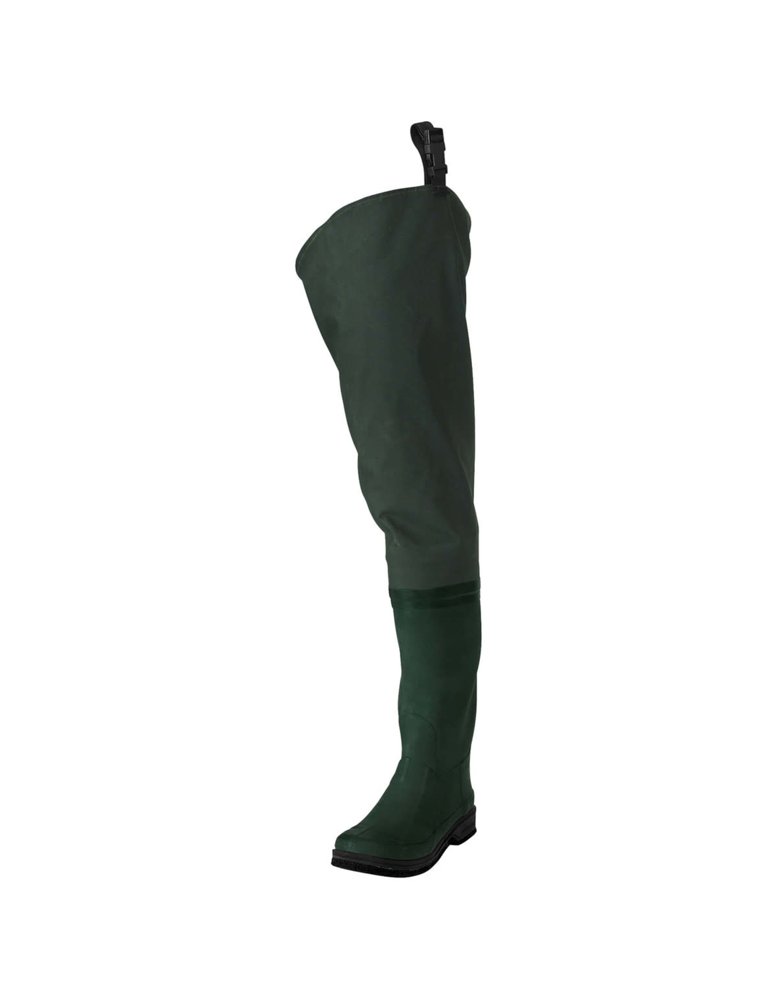 Frogg Toggs Frogg Toggs Cascades 2 Ply Rubber Bootfoot Hip Wader- Felt Sole