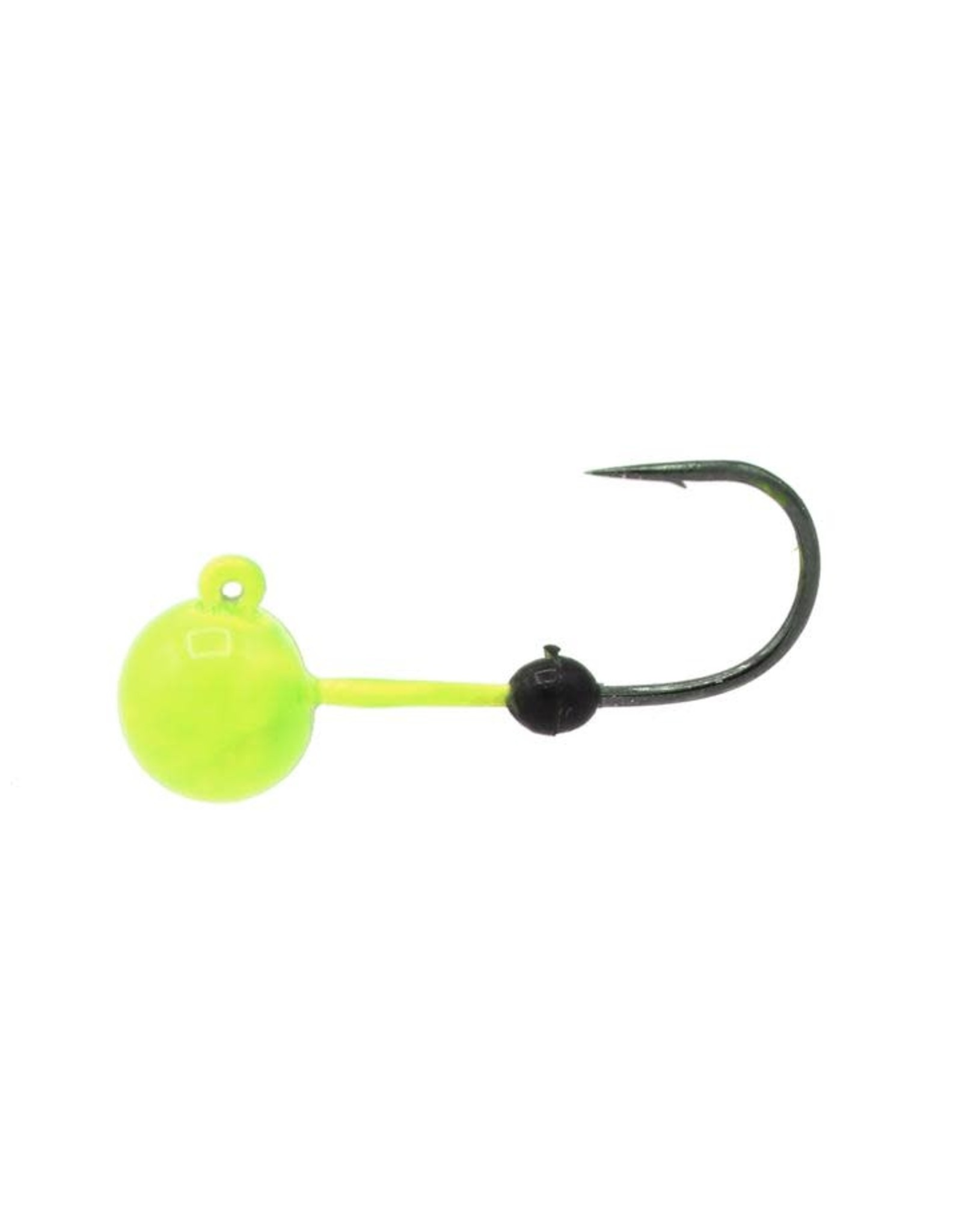 Eurotackle Eurotackle Micro Finesse Tungsten Soft-Lock Jig Heads