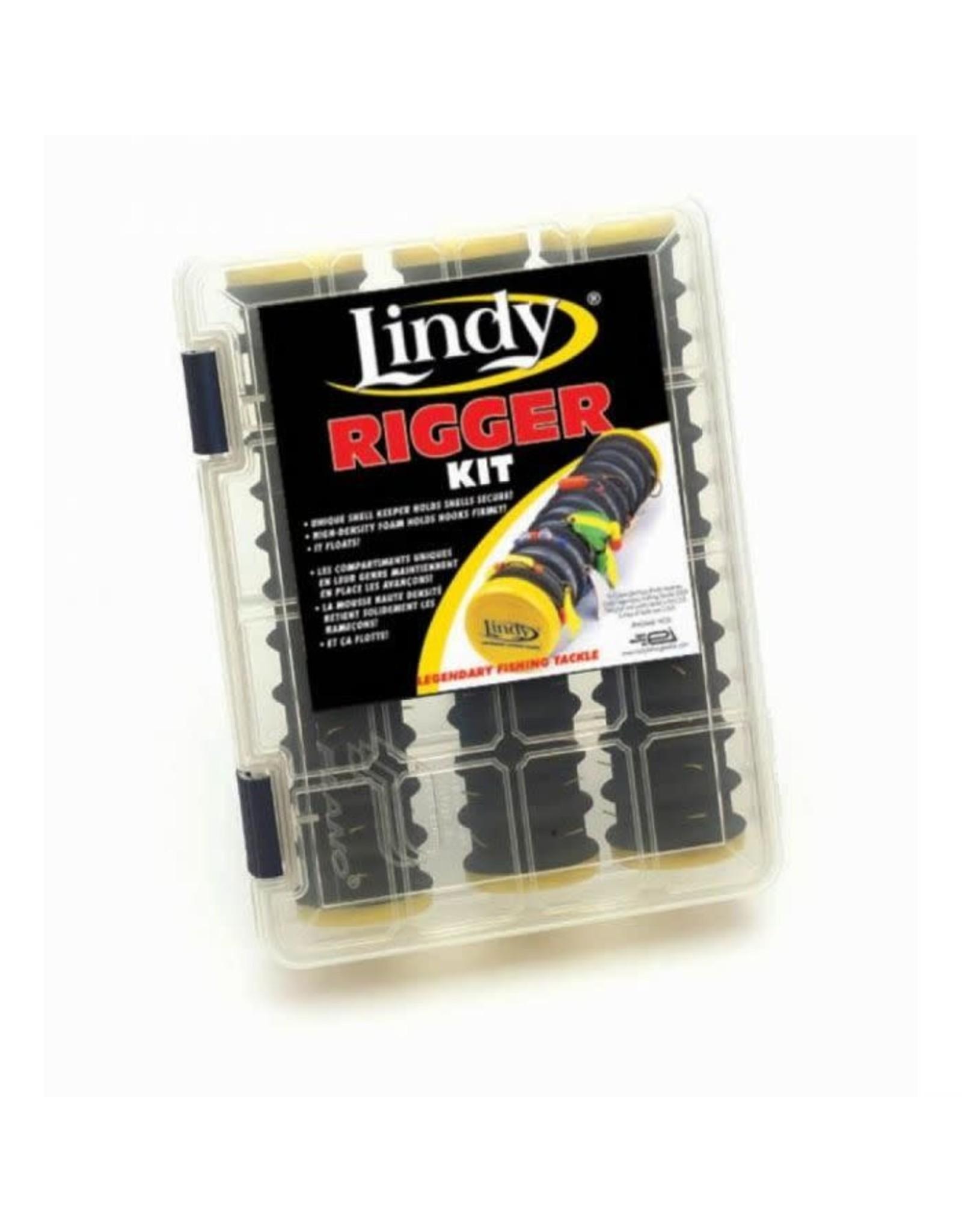 Lindy Lindy Rigger Kit 3/box