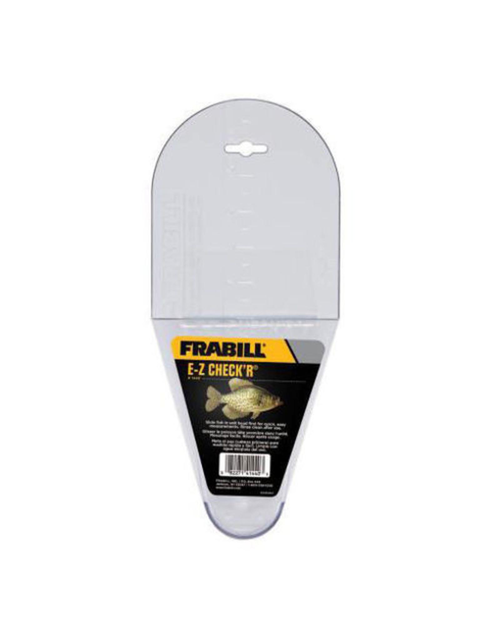 Frabill Frabill EZ Crappie Checker Measuring Board