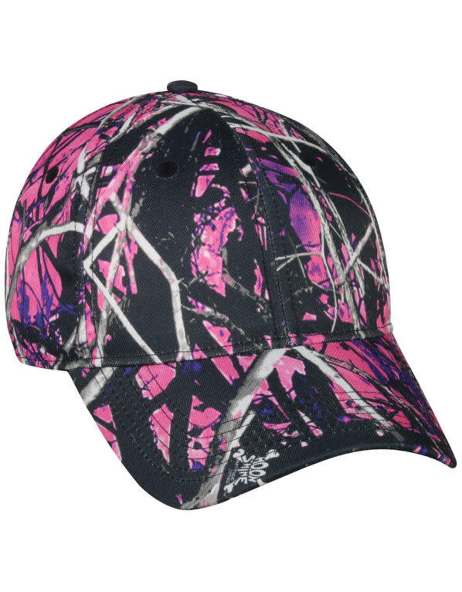 Outdoor Muddy Girl Ladies Hat